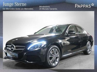 used Mercedes C200 d Avantgarde Aut.