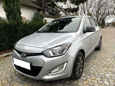 "gebraucht Hyundai i20 1,25 ""Go"" 64.Tkm ""Neu Pickerl"" 1.Besitz Limousine"