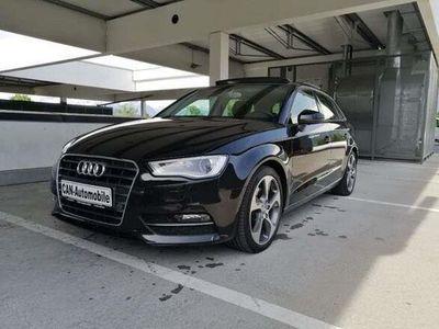 gebraucht Audi A3 Sportback Style 2,0 TDI