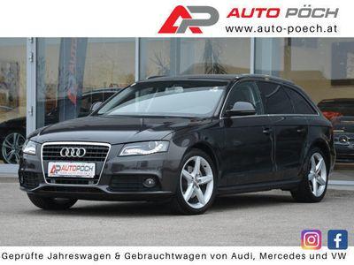 gebraucht Audi A4 Avant 2,0 TDI DPF / BLUETOOTH / XENON / SITZHEIZ /