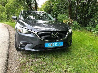 gebraucht Mazda 6 2.2 Kombi / Family Van