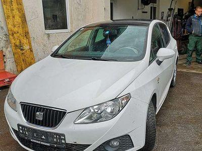 gebraucht Seat Ibiza Sport 1,6 TDI CR DPF Klein-/ Kompaktwagen