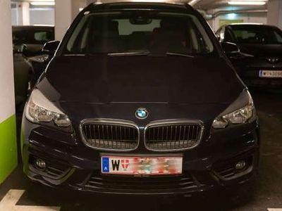 gebraucht BMW 218 Gran Tourer 2er-Reihe d Advantage Kombi / Family Van