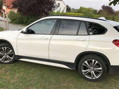 gebraucht BMW X1 sDrive18i Sport Line, 8fach Bereif.16 Mon. Gar. SUV / Geländewagen