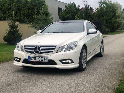 gebraucht Mercedes E500 E-KlasseSportwagen / Coupé