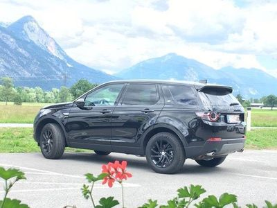 gebraucht Land Rover Discovery Sport 2,0 TD4 4WD SE. Aut. 9 Gang