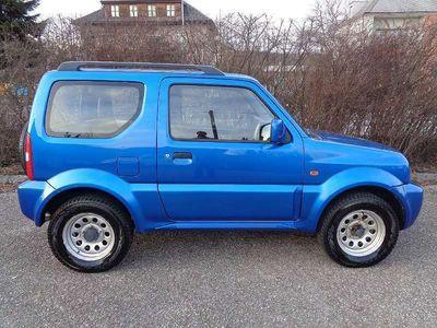 gebraucht Suzuki Jimny 1,3 VX Aut. SUV / Geländewagen