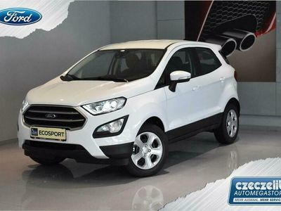 gebraucht Ford Ecosport 1,0 EcoBoost Cool & Connect SUV