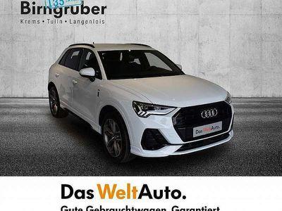 gebraucht Audi Q3 35 TDI S line exterieur
