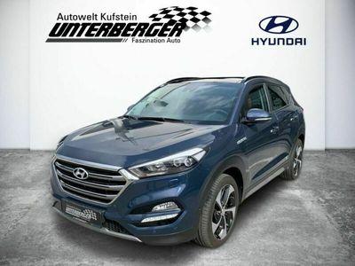gebraucht Hyundai Tucson Platin 1,6 T-GDi 4WD DCT, TOP-AUSSTATTUNG