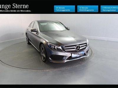 used Mercedes C220 d 4MATIC AMG Line Automatik