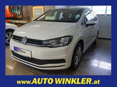 brugt VW Touran Trendline 1,6 SCR TDI Tempomat