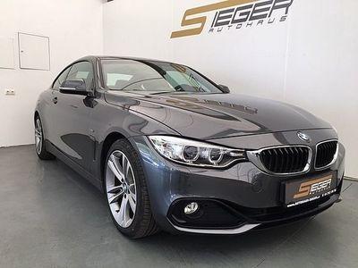 gebraucht BMW 430 d Coupe Aut.