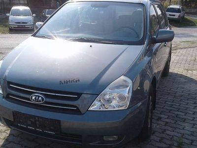 gebraucht Kia Carnival /2,9CRDI/Active Kombi / Family Van,