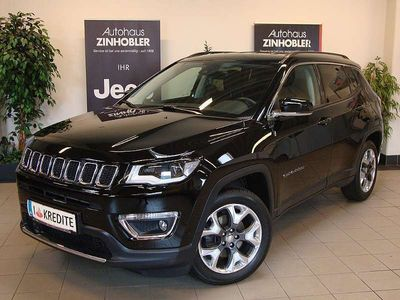 brugt Jeep Compass 1,4 MultiAir2 FWD Limited