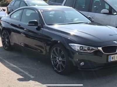 gebraucht BMW 420 4er-Reihe Coupe Diesel (F32) Coupe Aut.