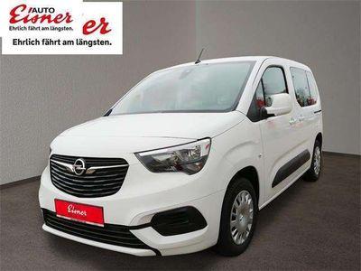 gebraucht Opel Combo Life 1,5 CDTI BlueInj. L1H1 Edition S/S