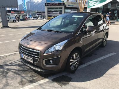 gebraucht Peugeot 3008 1,6 BlueHDi 120 Business EAT6