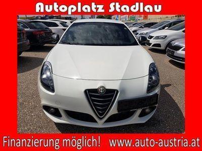 gebraucht Alfa Romeo Giulietta Exclusive 2,0 JTDM-2 TCT