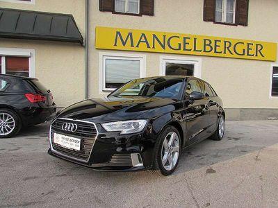 gebraucht Audi A3 Sportback 1,6 TDI sport, Standheizung, Sitzheizung vorne