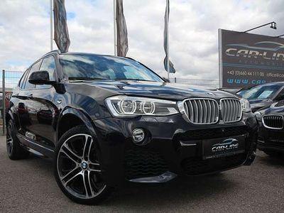 gebraucht BMW X3 X3xDrive35d M Sport Aut.  LED  Abstand  Harman...