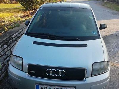 gebraucht Audi A2 1.4 benzin,55kw Kombi / Family Van