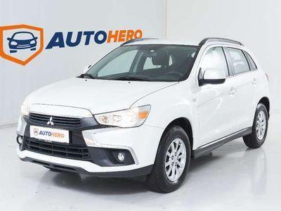 gebraucht Mitsubishi ASX 1,6 DI-D Austria Edition | *HERBST-AKTION*