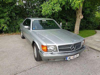 gebraucht Mercedes S560 SEC Sportwagen / Coupé