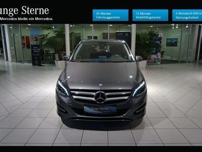gebraucht Mercedes B180 B-KlasseCDI Kombi / Family Van