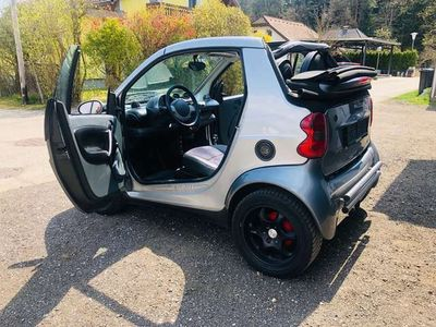 gebraucht Smart ForTwo Cabrio pure Softouch