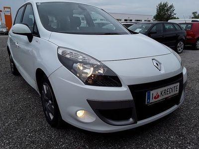 gebraucht Renault Scénic III TomTom 2011 1,5 dCi SOFORT FINANZIERUNG MÖGLICH*