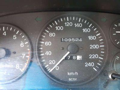 gebraucht Mazda 323F Sportwagen / Coupé