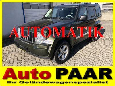 gebraucht Jeep Cherokee 2,8 Limited CRD Aut.*** VOLLAUSSTATTUNG *** SUV / Geländewagen,