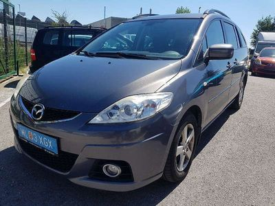 gebraucht Mazda 5 CD110 TX Kombi / Family Van