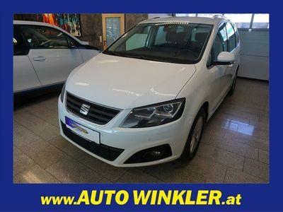 gebraucht Seat Alhambra Executive 2,0TDI 4WD AHV/Standheizung Kombi / Family Van