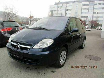 gebraucht Citroën C8 2,0 HDi 16V Business+ FAP Kombi / Family Van