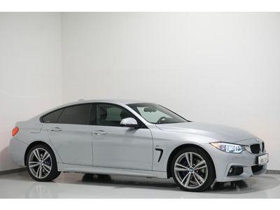 gebraucht BMW 420 Gran Coupé 4er-Reihe D xDrive Aut./M-Paket/NaviPRO/LED/Kurvenlicht Sportwagen / Coupé