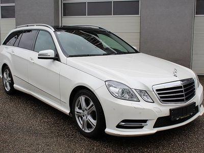 used Mercedes E300 BlueTEC Hybrid Avantgarde Aut.