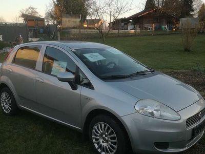 brugt Fiat Grande Punto 1.4 75 S Klein-/ Kompaktwagen,