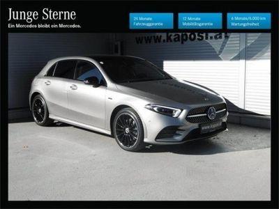 gebraucht Mercedes A250 A-Klasse W177 (ab 2018/03)e Kompaktlimousine