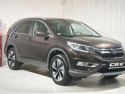 gebraucht Honda CR-V 1,6i-DTEC Lifestyle 4WD Aut. Navi | Auto Stahl Wi
