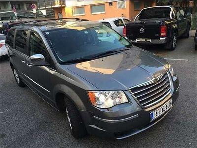gebraucht Chrysler Grand Voyager Limited Stown Go CRD Aut.