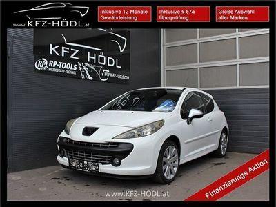 gebraucht Peugeot 207 RC 1,6 16V