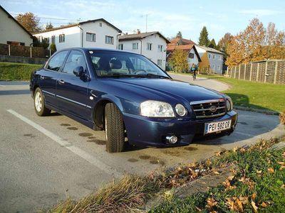 gebraucht Kia Magentis 2,5 SE Limousine