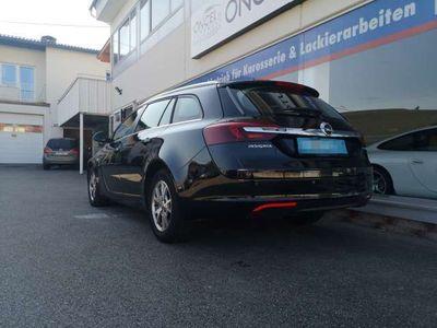 gebraucht Opel Insignia ST 2,0 CDTI ecoflex Edition Start/Stop System