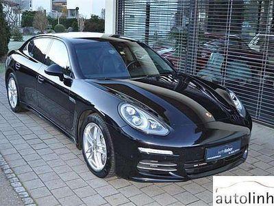 gebraucht Porsche Panamera 4S DSG LED+ACC+GANZLEDER+BOSE+SPURWECHSEL+ZUZIEHH.