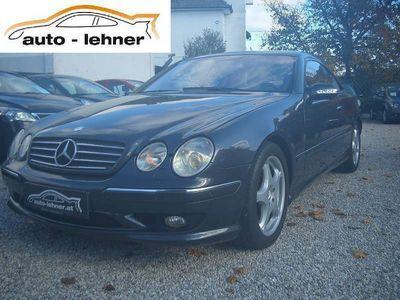 gebraucht Mercedes CL55 AMG CL 55 AMGAut.