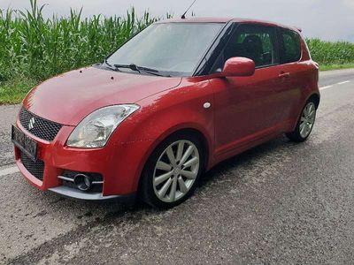 gebraucht Suzuki Swift 1,6 Sport special+ Klein-/ Kompaktwagen,