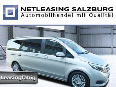 brugt Mercedes V220 BT Lang+Navi+Distronic+8 Sitzer+Easy-P+LED