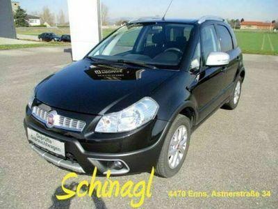 gebraucht Fiat Sedici 1,6 120 Emotion Kombi / Family Van